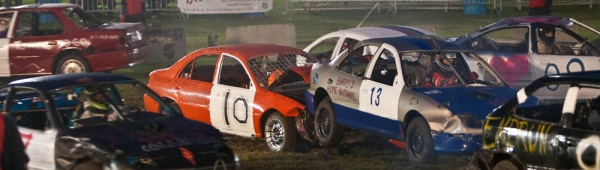 Metcalfe Fair Demolition Derby
